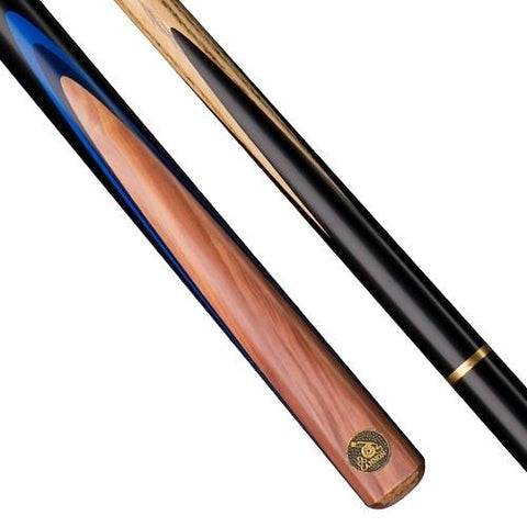 Cannon Sapphire 3/4 Jointed Snooker Cue with Free Extension