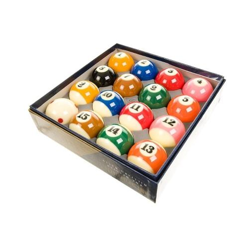"Super Aramith Pro-Cup TV American Pool Balls - 2¼"" (57.2mm)"
