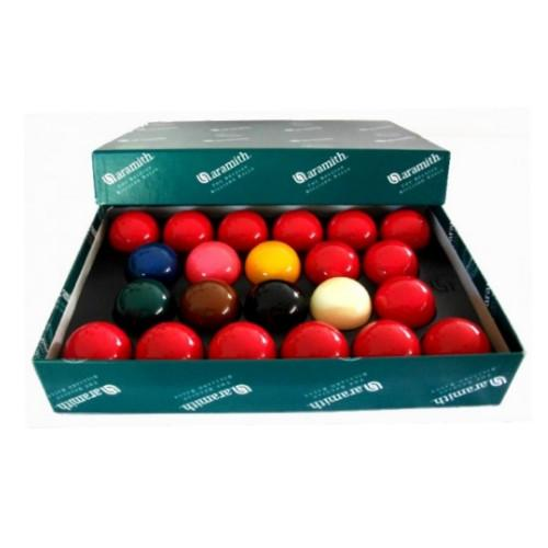 "Aramith Premier Snooker Balls | 2-1/16"" (52.4mm) 