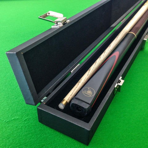 Cannon Viper 3 Section Cue and Peradon Attache Case Package