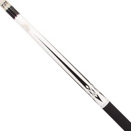 Cuetec Chinook American Pool Cue - White