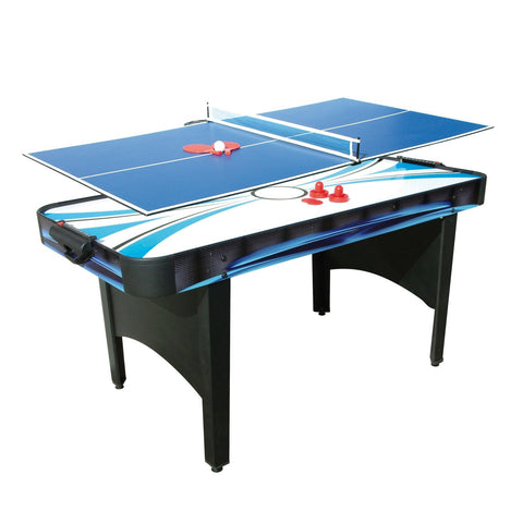 Typhoon 2-in-1 Air Hockey and Table Tennis Table