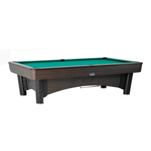 SAM K-Steel 2 American Pool Table - Borneo
