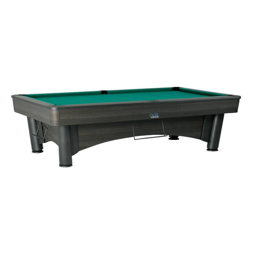 SAM K-Steel American Pool Table - Zebrano