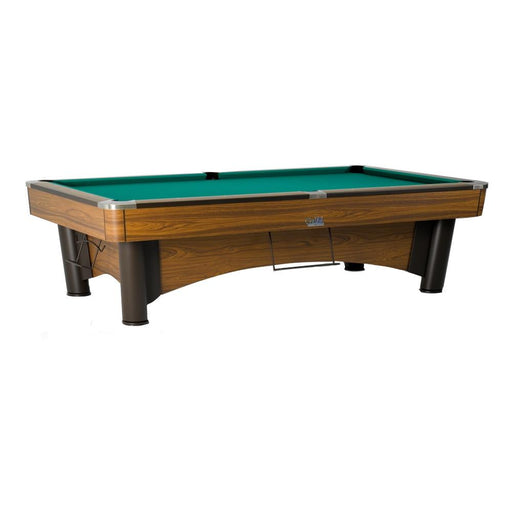 SAM K-Steel 2 American Pool Table - Walnut