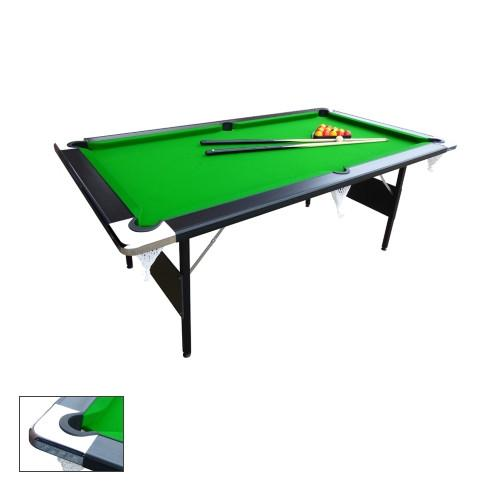 Hustler 7ft Folding Pool Table