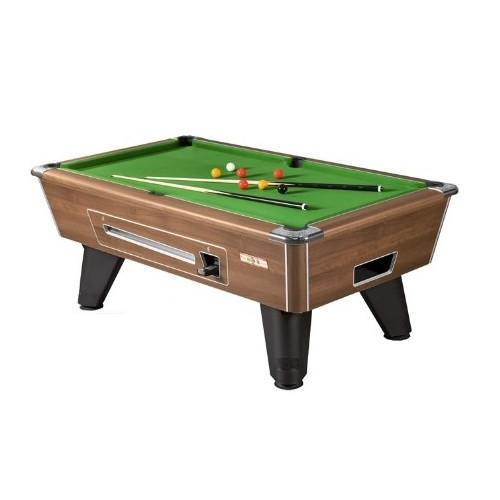 Supreme Winner Pool Table - Walnut