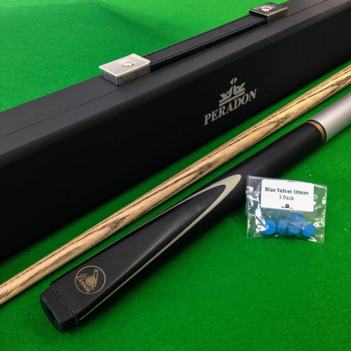 Cannon Scorpion 3 Section Cue and Peradon Attache Case Package