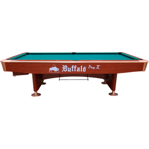 Buffalo Pro II American Pool Table Brown - 9ft