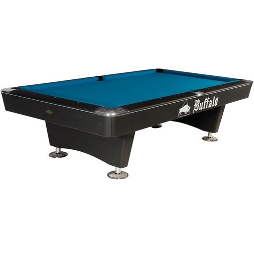 Buffalo Dominator American Pool Table - 9ft Black
