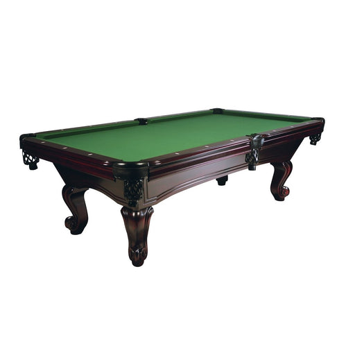 8ft Buffalo Napoleon American Pool Table - Cherrywood