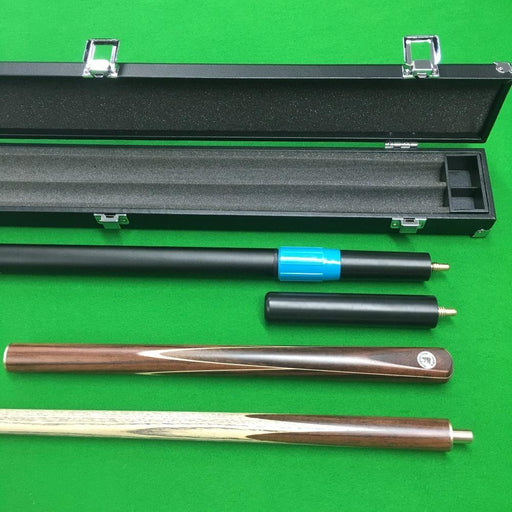 Britannia Hawk 3/4 Jointed Snooker Cue and Case Bundle