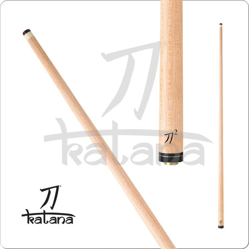 Katana 2 Performance Pool Cue Shaft - Slim