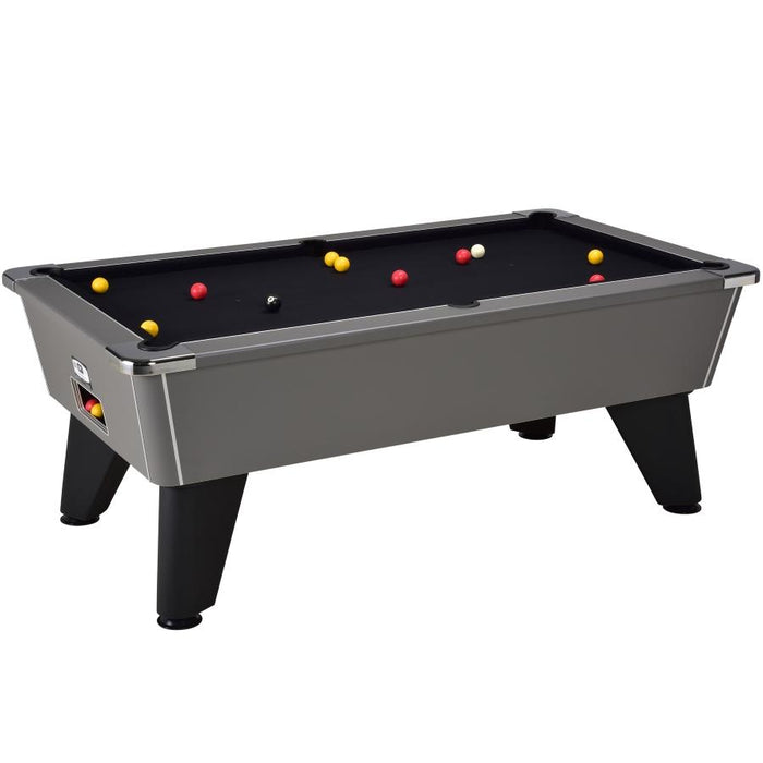 DPT Omega 2.0 Freeplay Pool Table - All Finishes