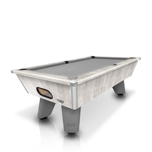 Cry Wolf 7ft English Pool Table - Urban Grey
