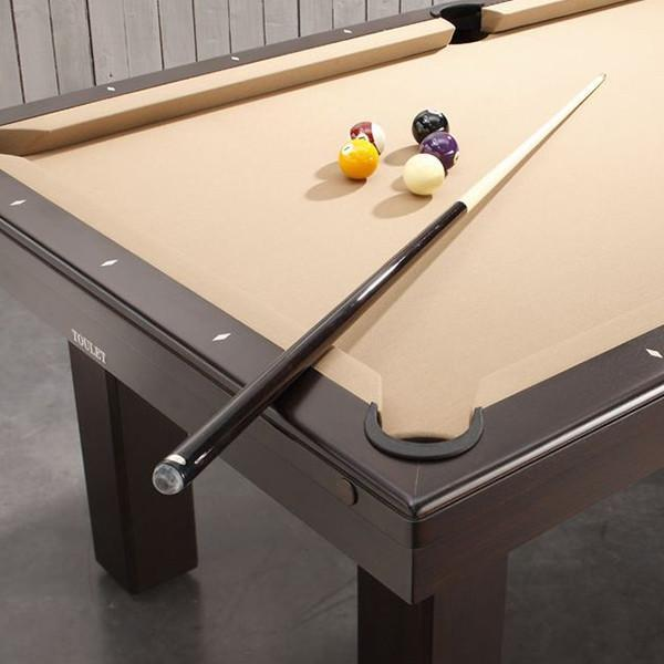 American Pool Tables - Toulet Broadwey American Pool Table