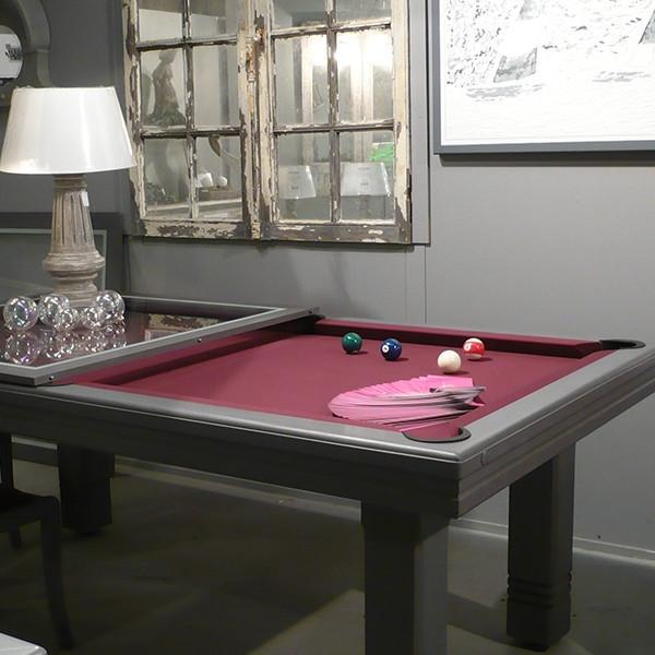 American Pool Tables - Toulet Club American Pool Table