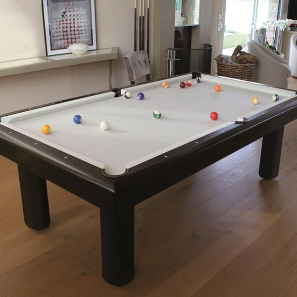 American Pool Tables - Toulet Roundy American Pool Table