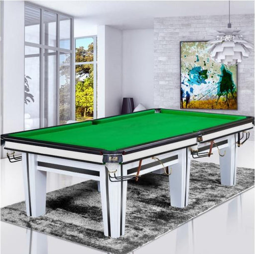 Chinese 8 Ball Table - Minstrel 9ft Chinese 8 Ball Table