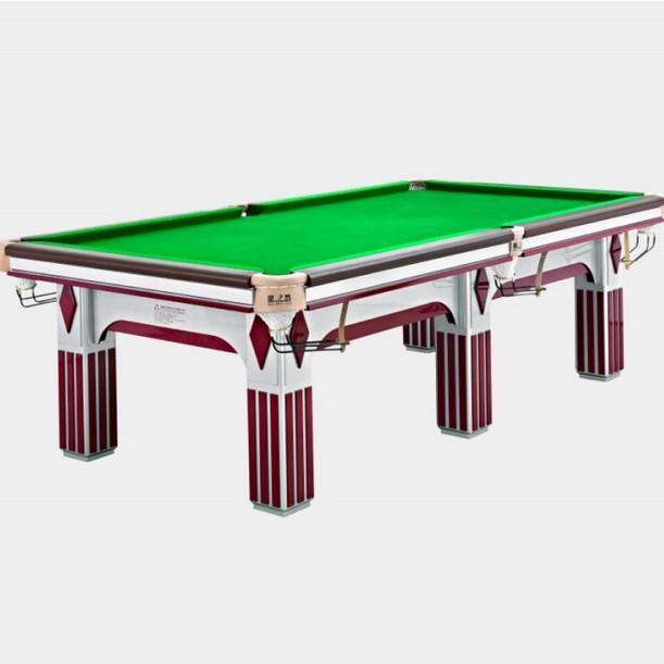 Chinese 8 Ball Table - The Emperor 9ft Chinese 8 Ball Table
