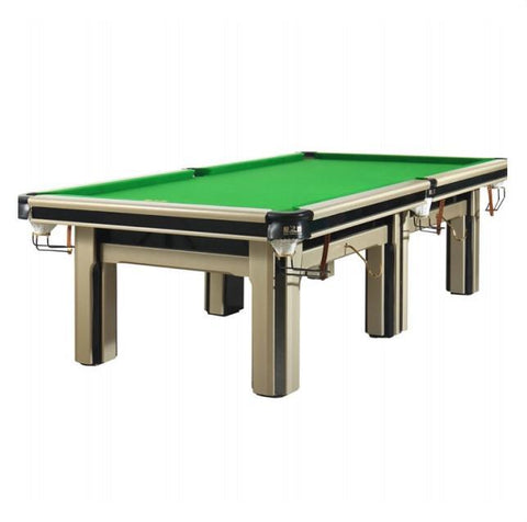 The Majestic 9ft Chinese 8 Ball Table