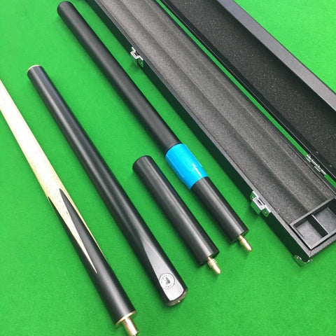 Britannia Cobra 3/4 Jointed Snooker Cue and Case Bundle