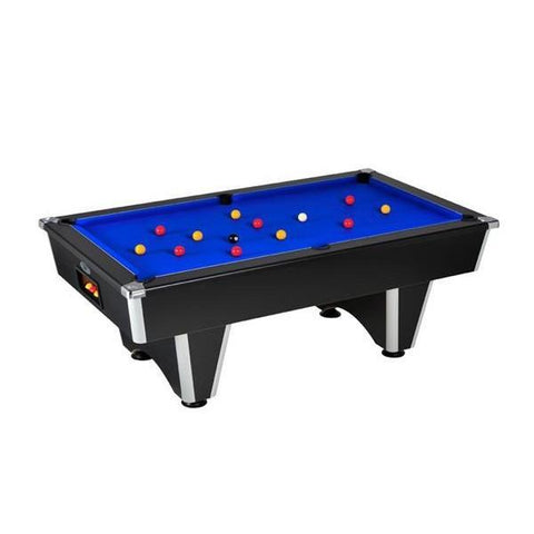 DPT Elite Freeplay English Pool Table - All Finishes