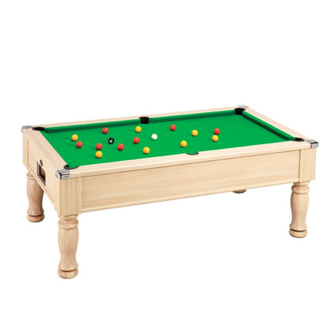 DPT Monarch Freeplay English Pool Table - All Finishes