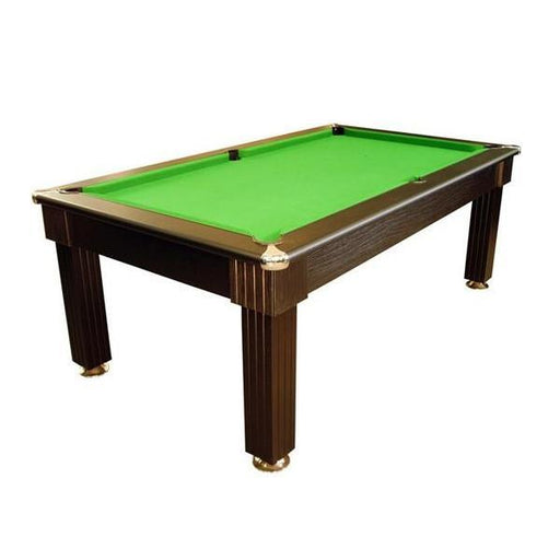 English Pool Tables - Florence Pool Dining Table - Black