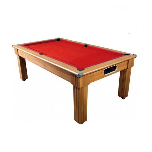 English Pool Tables - Florence Pool Dining Table - Walnut