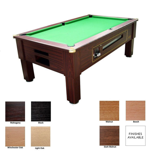 English Pool Tables - Prime Coin-Op Pool Table