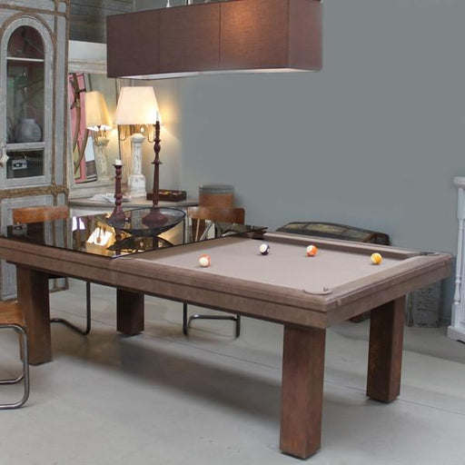 English Pool Tables - Toulet Factory English Pool Table