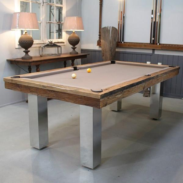 Toulet Megeve English Pool Table Ft Ft Free UK Delivery - English pool table