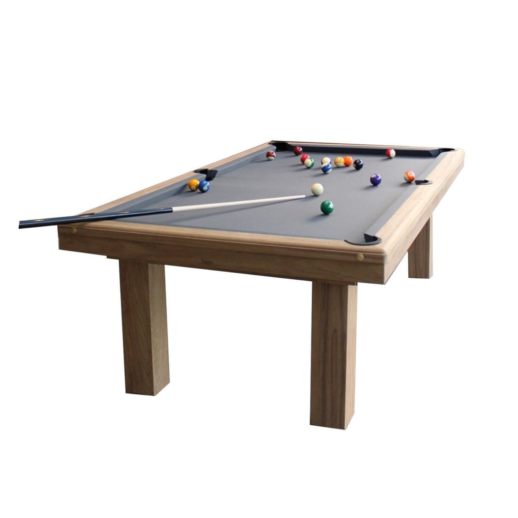 toulet outdoor teck english pool table billiards boutique. Black Bedroom Furniture Sets. Home Design Ideas