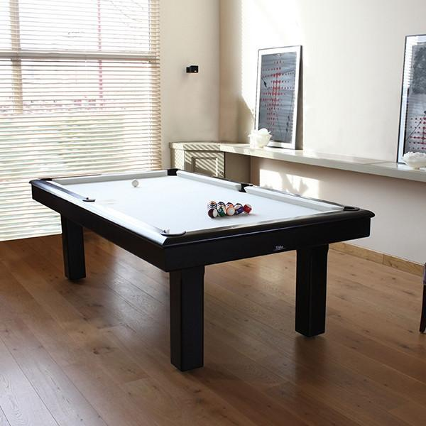 English Pool Tables - Toulet Roundy English Pool Table