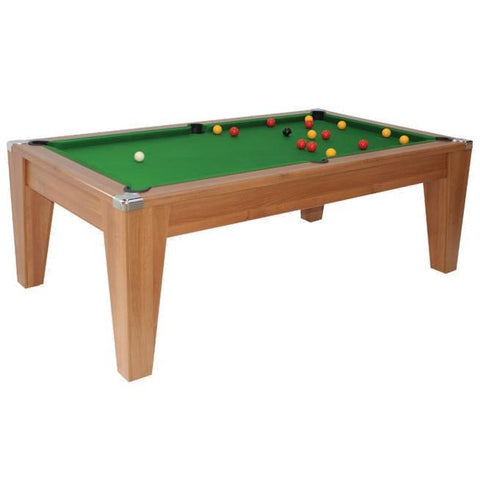 DPT Avant Garde English Pool Dining Table - All Finishes