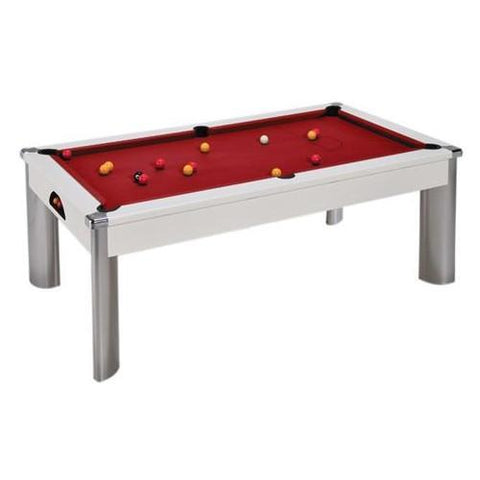 DPT Fusion English Pool Dining Table - All Finishes