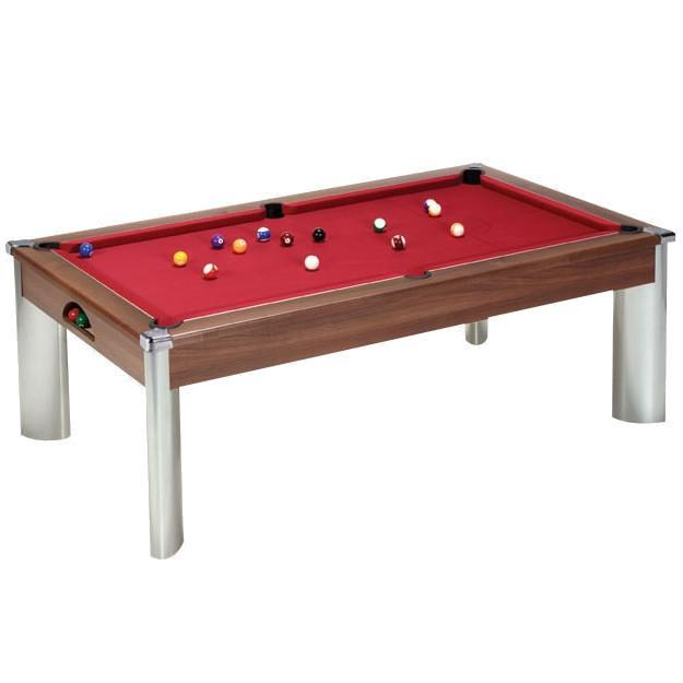 Pool Dining Tables - DPT Fusion English Pool Dining Table - All Finishes