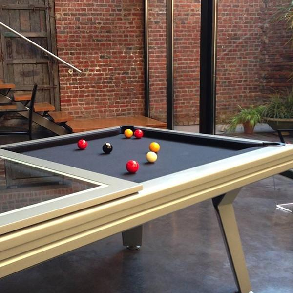 Toulet Pop 10ft Snooker Table