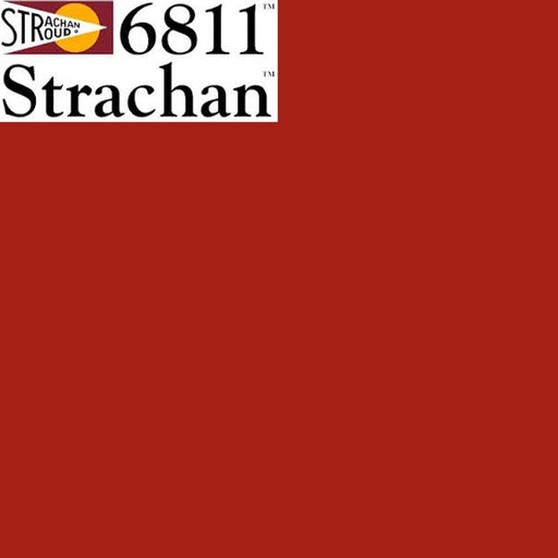 Table Cloth - Strachan 6811 Pool Table Cloth - Red