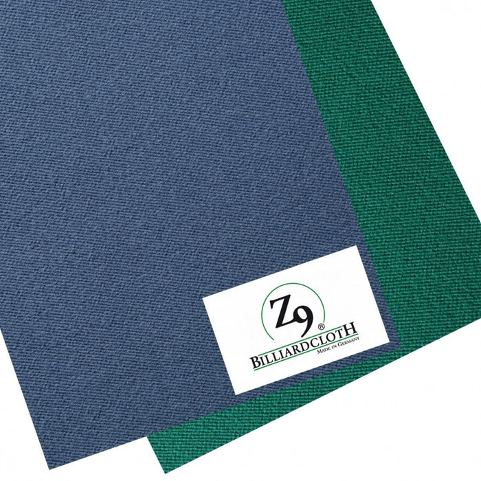 Table Cloth - Z9 Billiard Cloth - 9ft Bed And Cushions