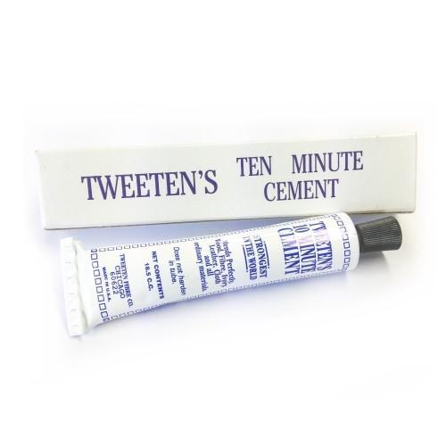 Tip Adhesives - Tweeten 10 Minute Cement