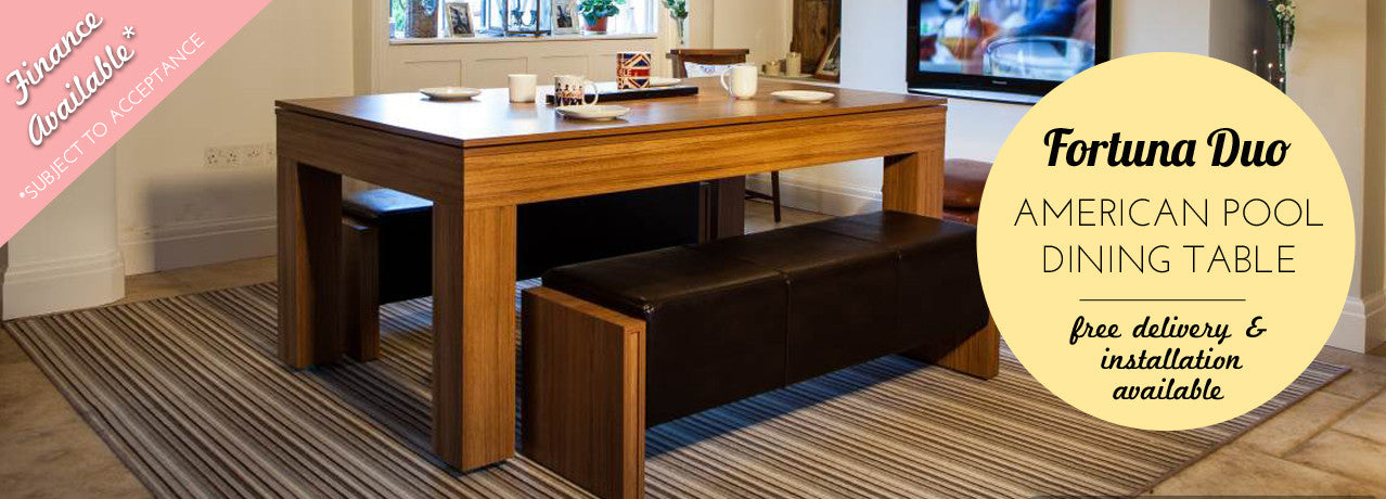Fortuna Duo Dining Tables