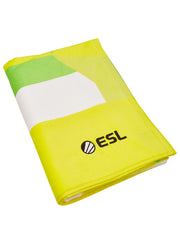 ESL In Color Beach Towel