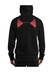 Badlion Hoodie Devil Wings Black