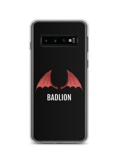 Badlion Samsung Case Devil Wings Black