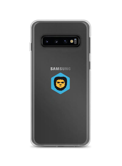 Badlion Samsung Case transparent