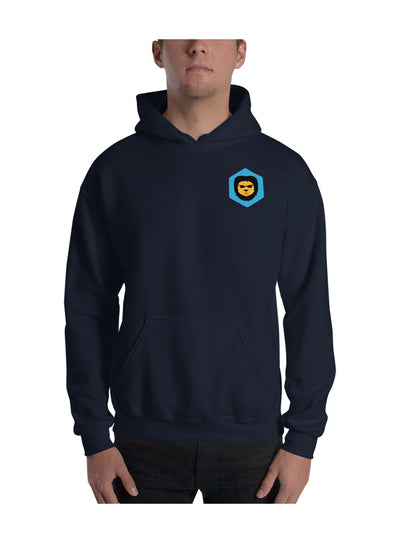 Badlion Basic Hoodie Navy