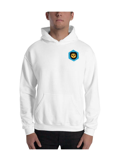 Badlion Basic Hoodie White
