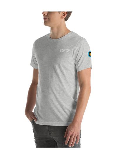 Badlion Basic T-Shirt Athletic Heather
